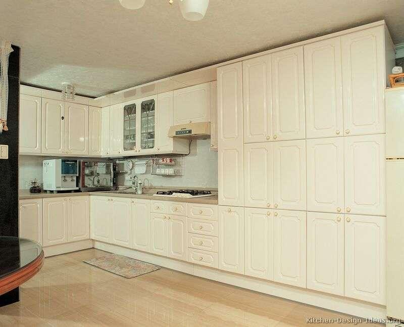 Kitchens Modern Cream Antique White
