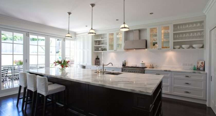 Kitchens Porchlight Interiors Cabinets Whit Galley