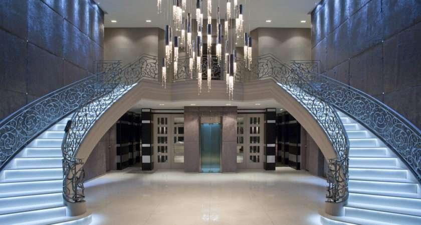 Kitchens Surrey Kent Bespoke Grand Entrance Hall Panels