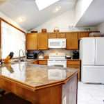 Kitchens Vaulted Ceilings Home Stratosphere