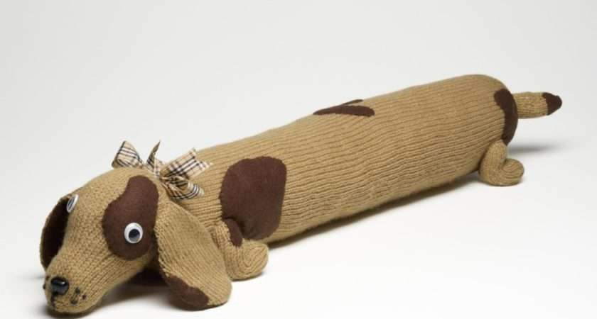 Knit Dog Draught Excluder Hobbycraft Blog