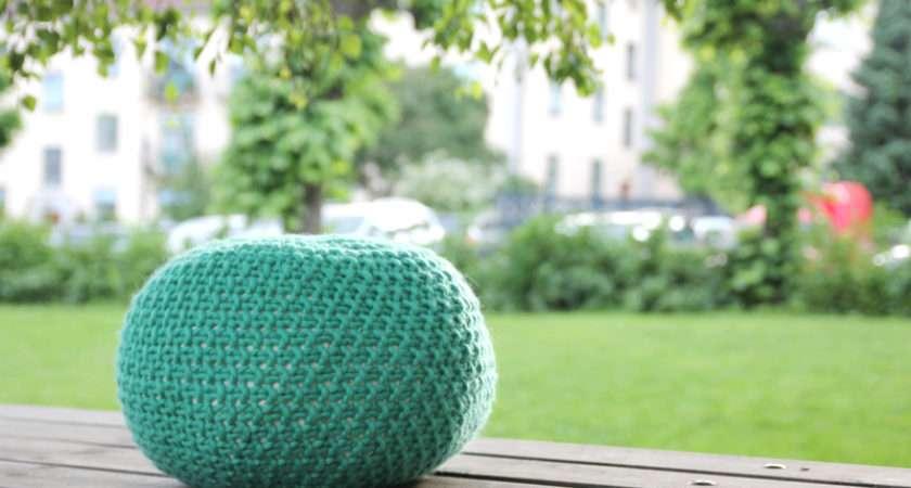 Knit Pouf Patterns Guide