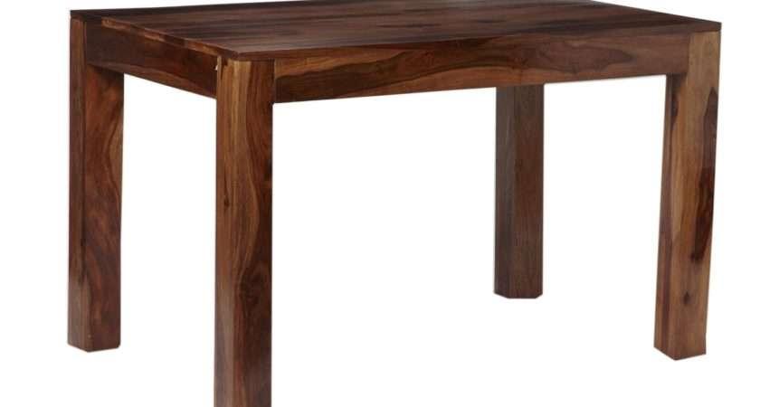 Kolkata Small Dining Table Oak Furniture Solutions