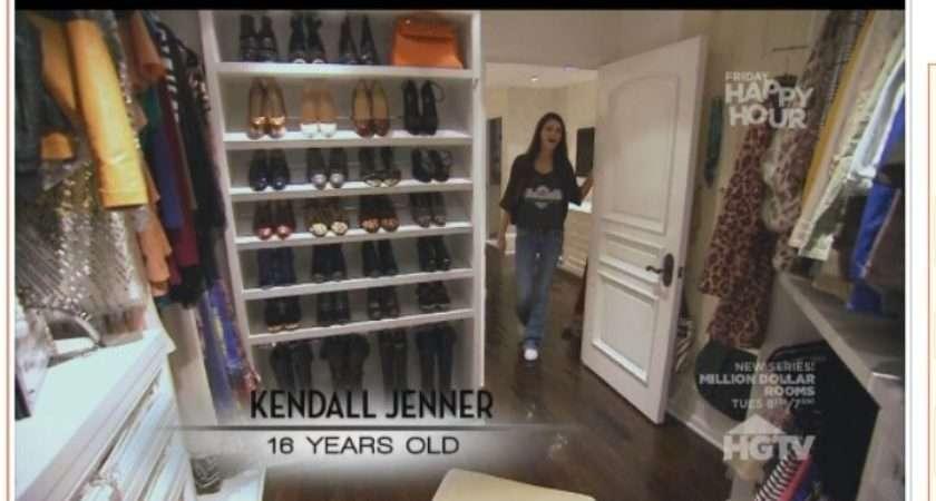 Kris Jenner Closet Kendall