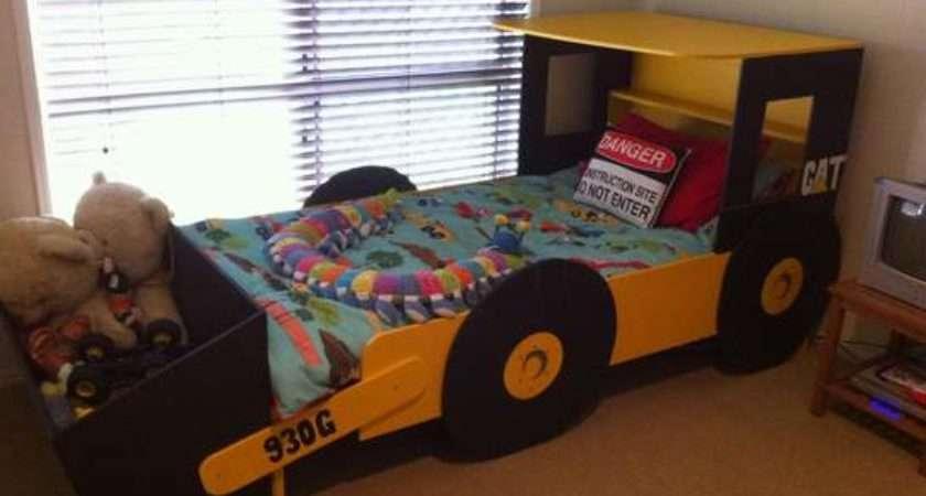 Kurts Construction Room Inspiration Kids Bedroom