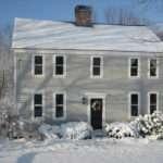 Laban Capron House Harford Pennsylvania