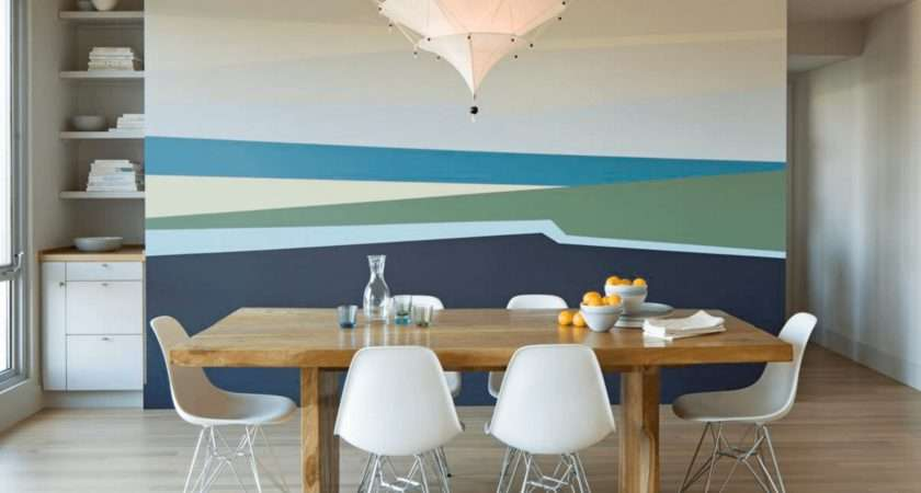 Laminate Feature Wall Can Look Spectacular