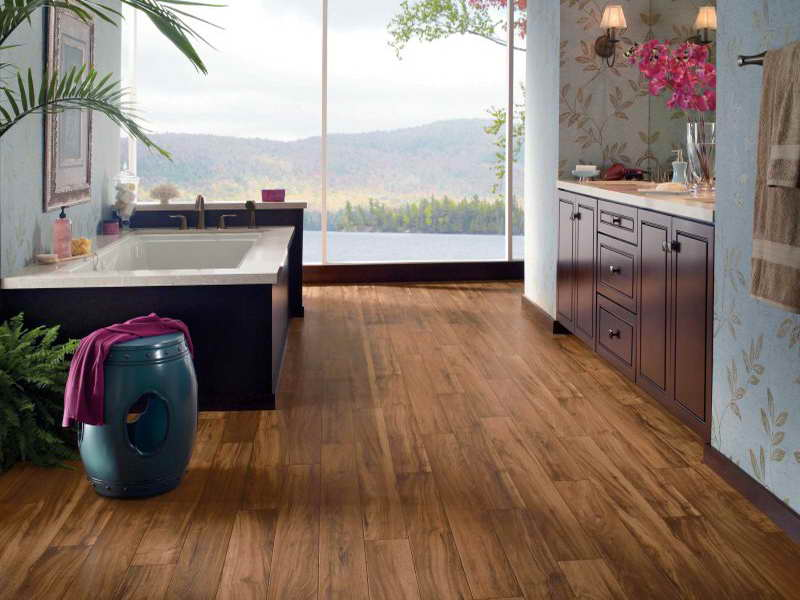 Laminate Flooring Bathroom Home Depot