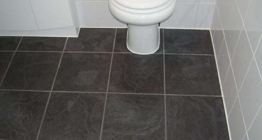 Laminate Flooring Bathroom Slate