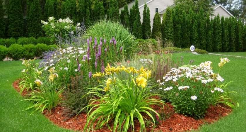Landscape Back Garden Ideas Interesting Best Front Yard