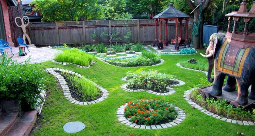 Landscape Design Native Home Garden