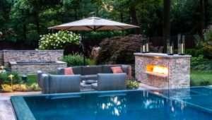 Landscape Design Swimming Pool Interior Ideas