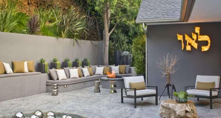 Landscape Ideas Small Gardens Terrace Design