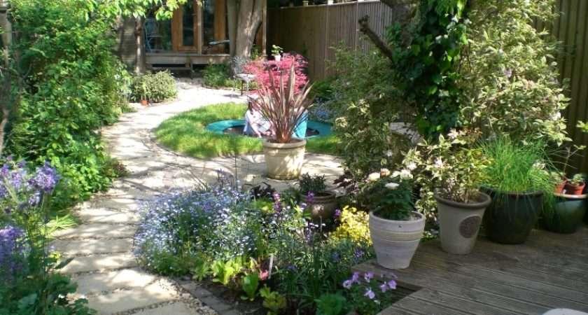 Landscaping Back Garden Designs