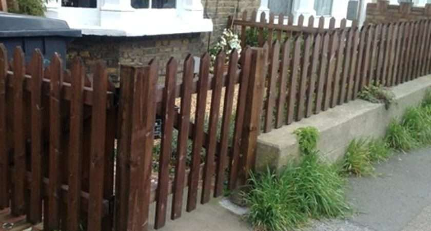Landscaping Front Fence Garden Ideas