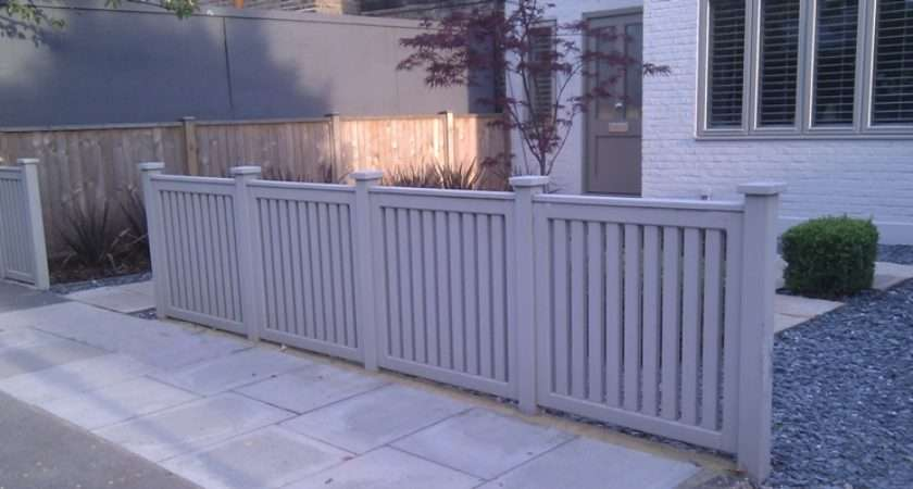 Landscaping Front Garden Fencing Ideas