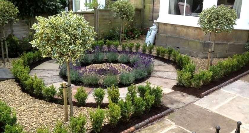Landscaping Ideas Small Front Gardens Garden