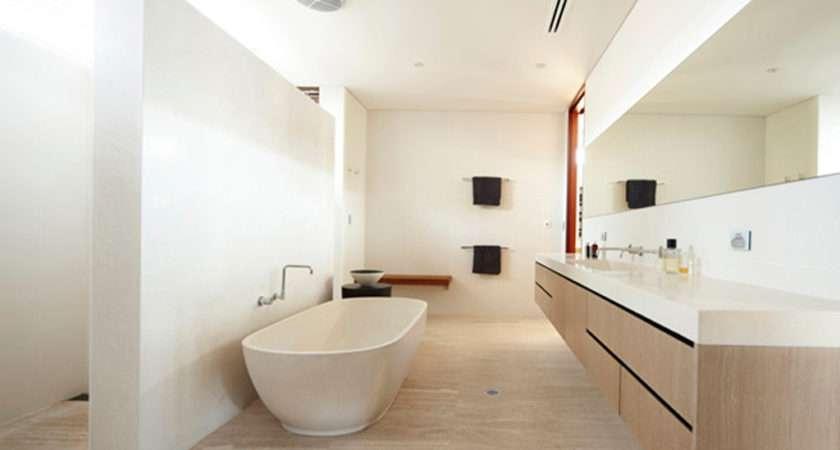 Large Bathroom Landscaping Ideas One Total Photos Minimalist