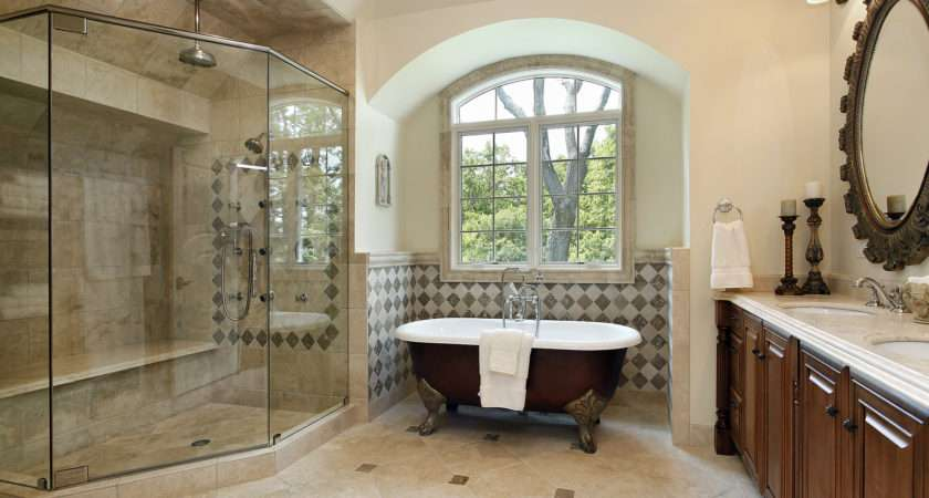 Large Master Bathroom Ideas Decobizz