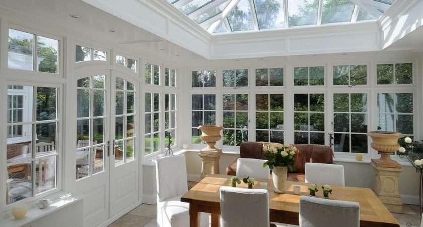 Large Orangery Extension Wimbledon David Salisbury