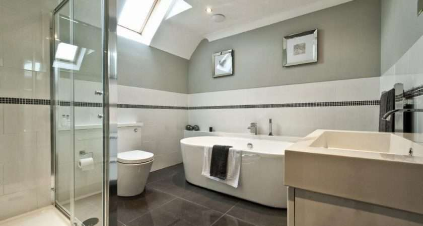 Latest Ensuite Bathroom Designs