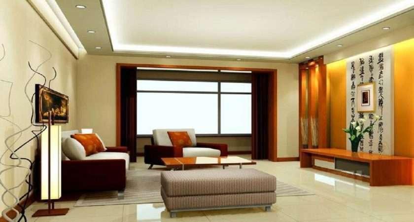 Latest Living Room Interior Designs Cabinet Simple