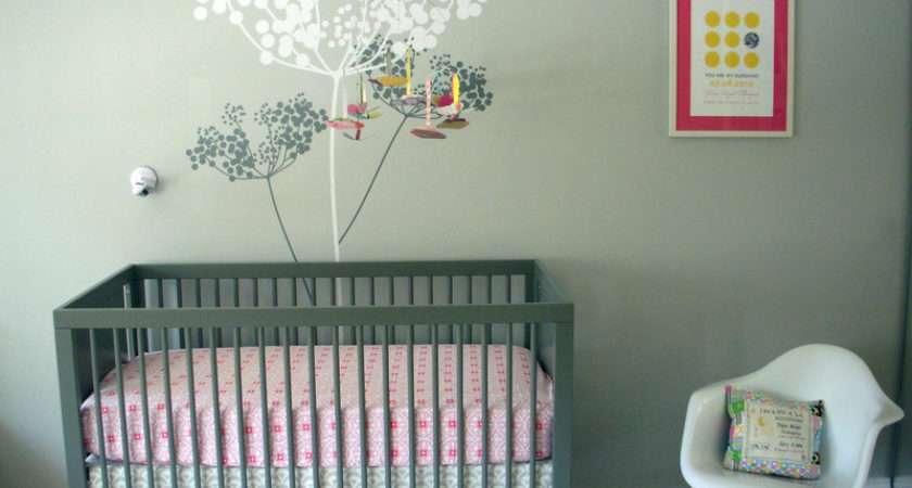Latest Trends Nursery Color Schemes Interior Design Ideas Style