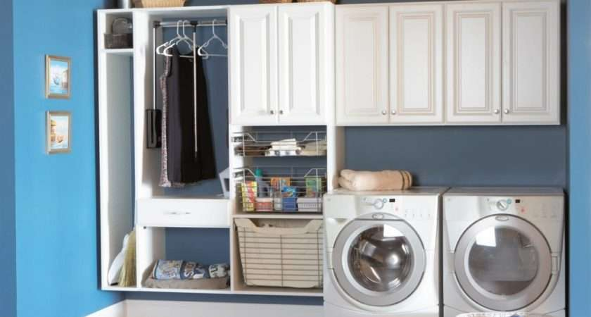 Laundry Cupboard Designs Clever Ways Conceal Your
