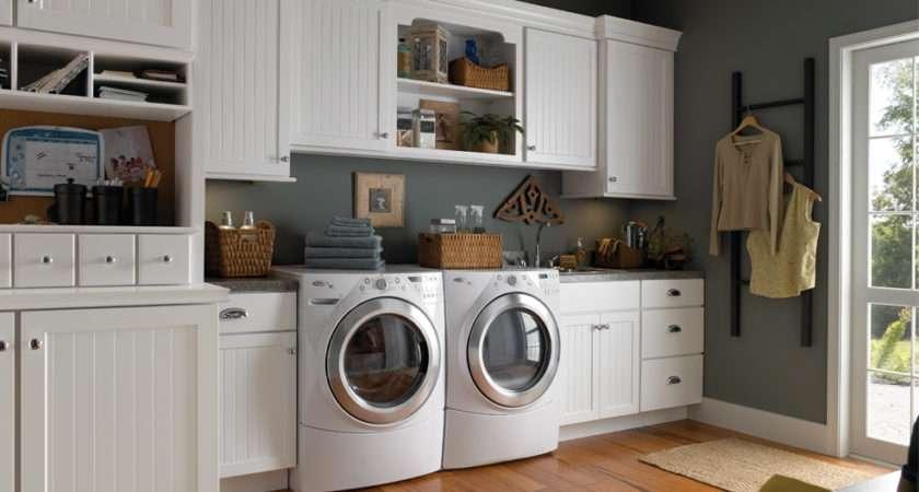 Laundry Room Decorating Design Ideas All