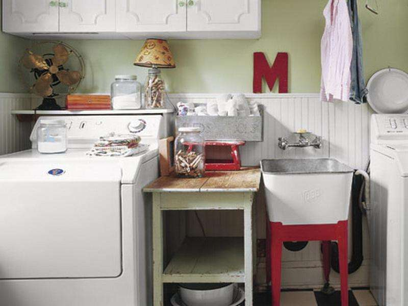 Laundry Room Ideas Write Which Listed Within Planning