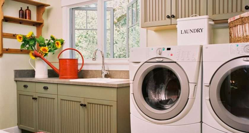 Laundry Room Makeover Ideas Options Tips