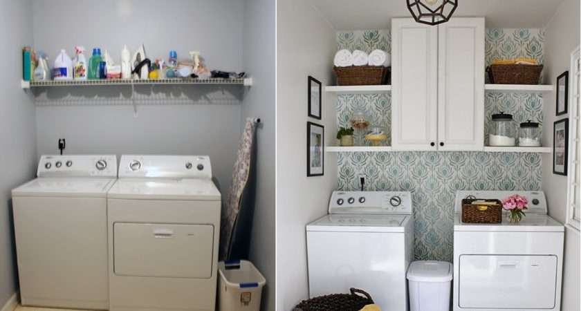 Laundry Room Reveals Inspire Your Next Makeover