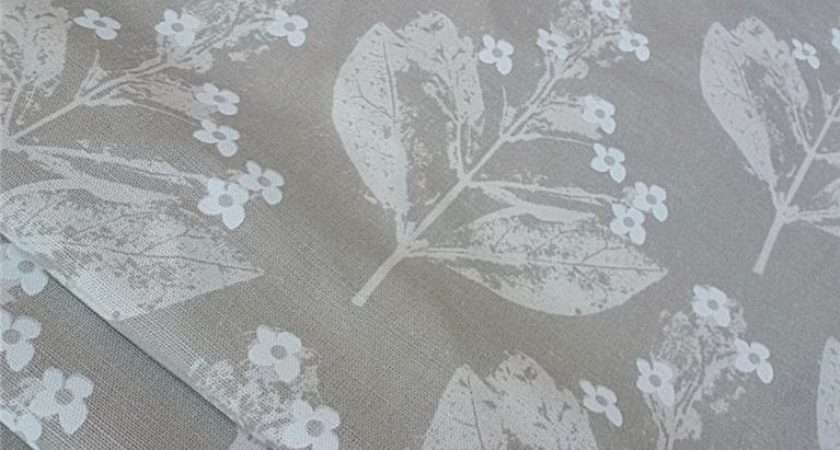 Laura Ashley Chiltern Fabric Roman Blinds Curtains