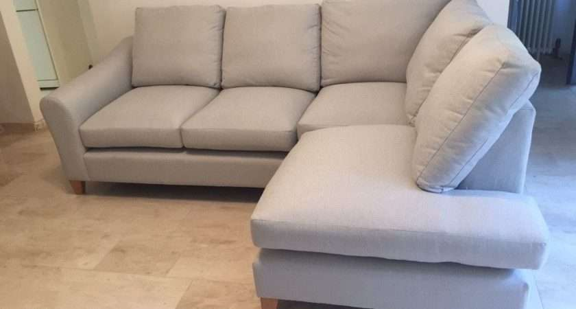 Laura Ashley Corner Sofa Brand New Baslow Fabric Right