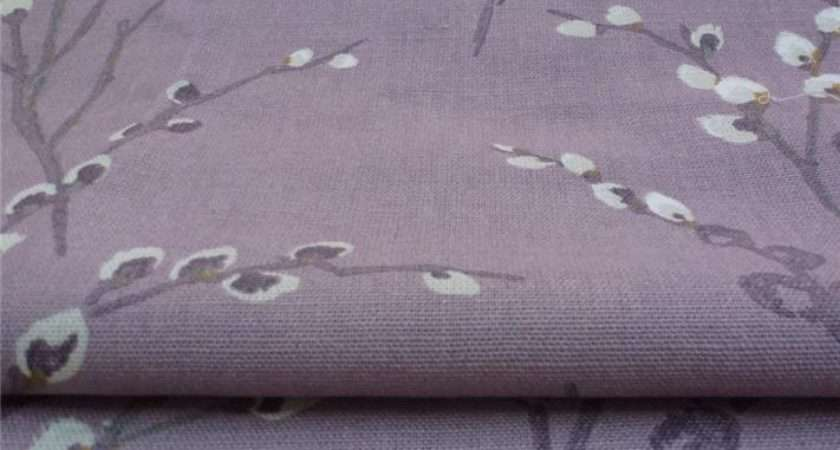 Laura Ashley Fabric Roman Blinds Curtains Made