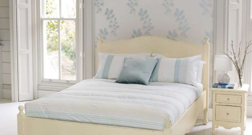 Laura Ashley Melcombe Eclectic Bedroom