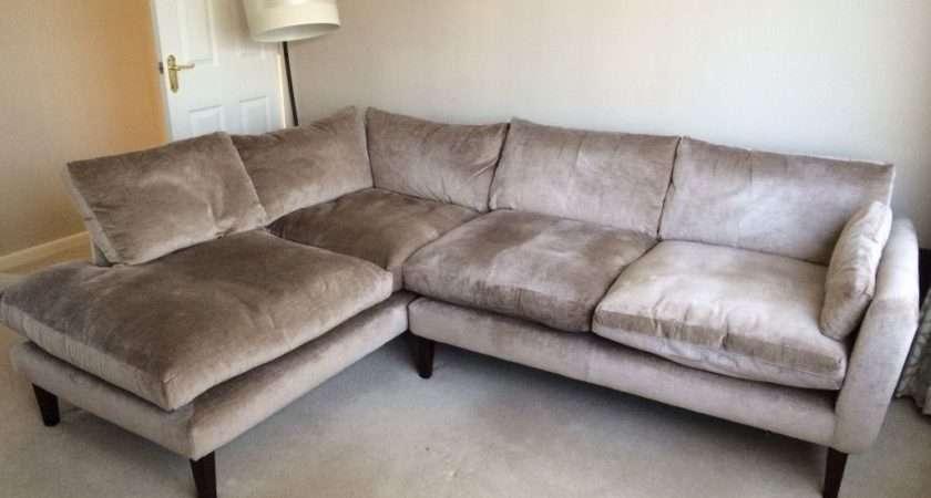 Laura Ashley Newman Left Hand Facing Corner Sofa
