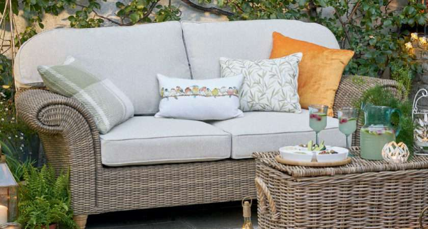 Laura Ashley Outdoor Furniture Goods