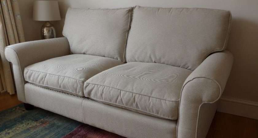 Laura Ashley Seater Fabric Sofa Bed Very Good