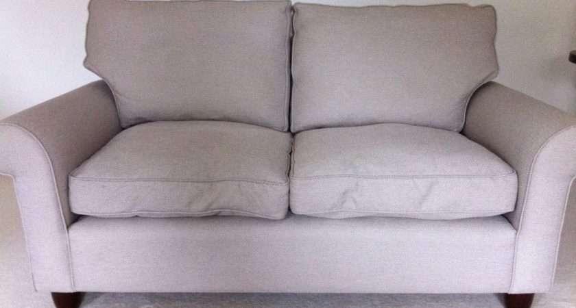 Laura Ashley Two Seater Fabric Abingdon Sofa