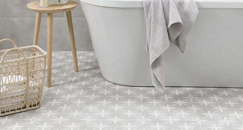Laura Ashley Wicker Dove Grey Wall Floor Tiles Tons