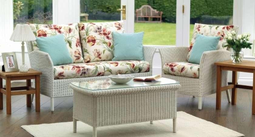 Laura Ashley Wilton Daro Cane Furniture Rattan