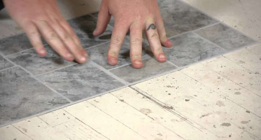 Lay Vinyl Tiles Top Old Flooring Help