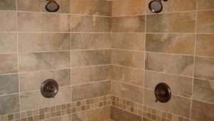 Laying Tile Bathroom Ceramic Floors Luxury