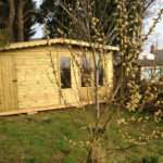 Leading Supplier Timber Sheds Workshops Wendy Play Houses