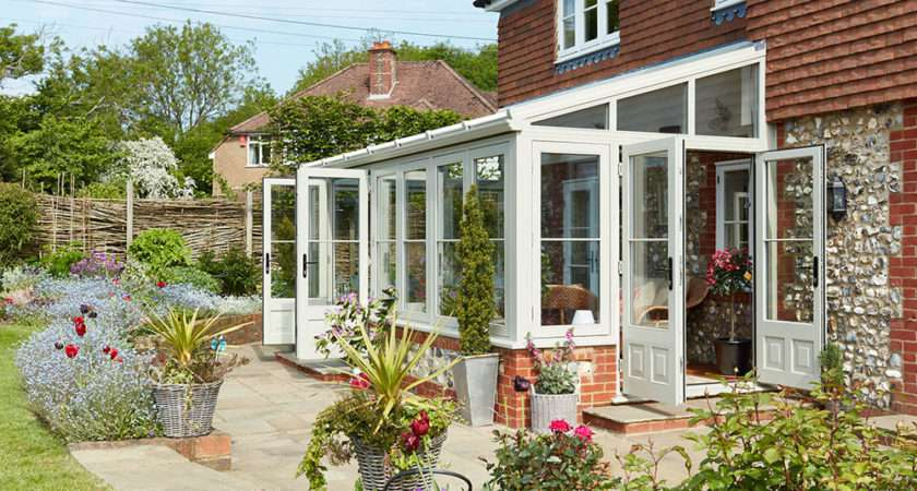 Lean Conservatory Range Anglian Home