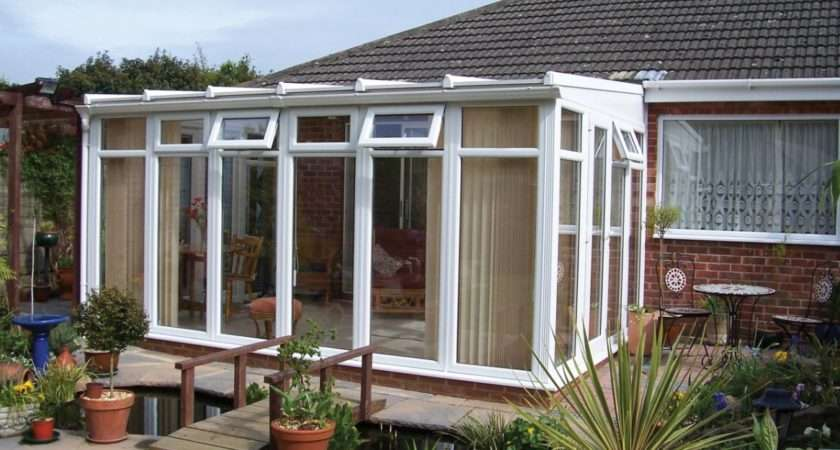 Lean Style Conservatory