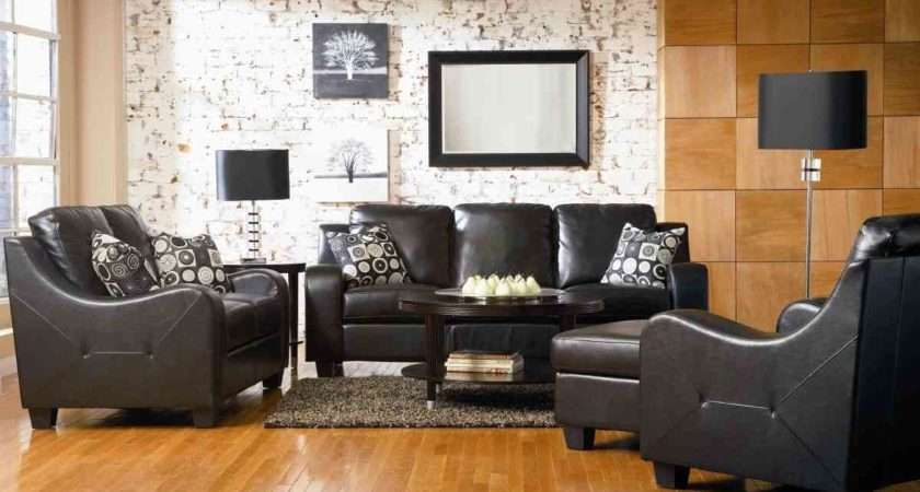 Leather Brown Sofa Living Room Furniture Unique Sofas