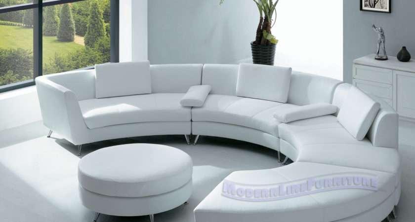 Leather Sofa Modern Furniture Catnapper