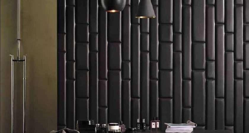 Leather Wallcoverings Studio Art Design Sheppard